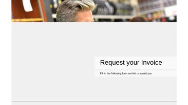 Invoice Request